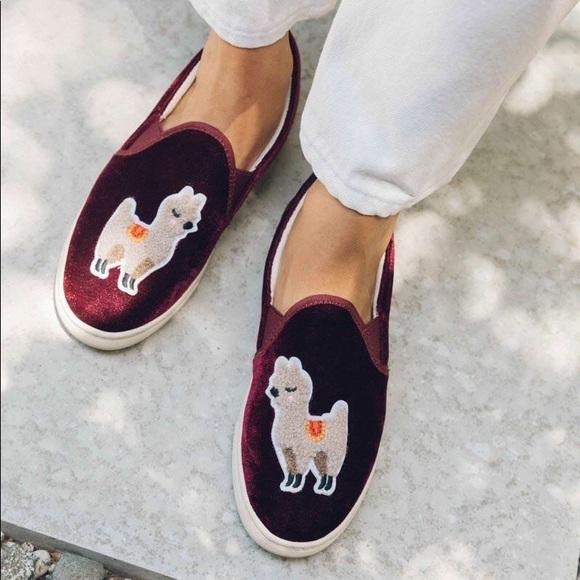 Velvet Llama Sneaker 85 | Poshmark